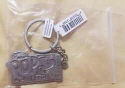 Disney's Pop Century Resort Mickey Mouse Key Chain Brand New With Tags Dpcr Nwt