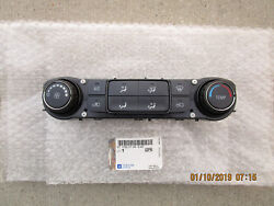 GM GMC CHEVY 84199202 ACDELCO 1574849 AC HEATER CLIMATE TEMPERATURE CONTROL NEW