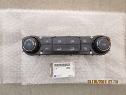 GM GMC CHEVY 84199205 ACDELCO 1574858 AC HEATER CLIMATE TEMPERATURE CONTROL NEW