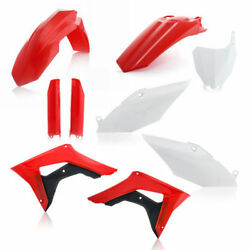 Acerbis Stock 17 Colors Full Complete Plastic Kit For Honda Crf 450 R 2017