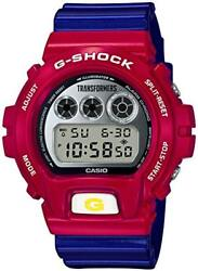 2018 NEW CASIO Watch G-SHOCK Transformers DW-6900TF-SET Men's from Japan*