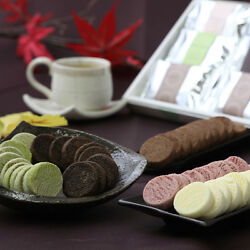 HOKORO rich raw chocolate cookies new texture cookie melt in the mouth Japan a75