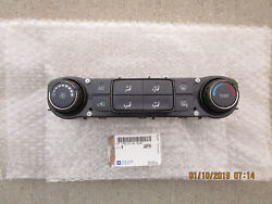17 - 19 CHEVY SILVERADO 1500 AC HEATER CLIMATE TEMPERATURE CONTROL OEM NEW