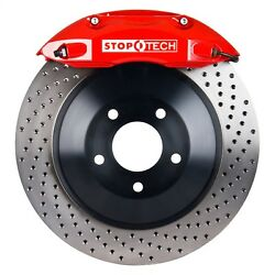 StopTech 82.241.0041.72 Touring Big Brake Kit Fits 300 Challenger Charger Magnum