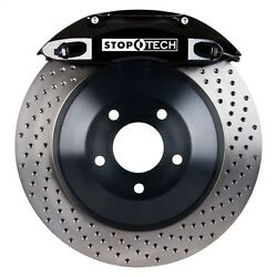 StopTech 82.241.0041.52 Touring Big Brake Kit Fits 300 Challenger Charger Magnum