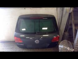 Trunk/Hatch/Tailgate Without LED Tail Lamps Fits 11-14 TOUAREG 1355634