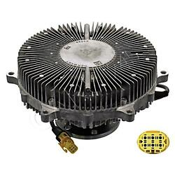 Radiator Fan Clutch FEBI For MAN Focl Hocl Lion S City M 2000 L 51.06630.0139