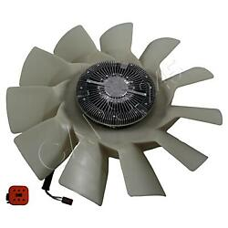 Radiator Fan FEBI For SCANIA T - Series 04-11 2410085