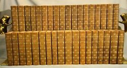 The Works And Life Of Charles Dickens 36 Vols Bound Riviere Gadshill Ed 1897-1908