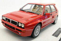Top Marques 1/12 Scale Resin TOP1201C Lancia Delta Integrale Evolution Red 500PC