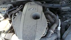 16 17 Lexus Is200t Vin A 2.0l Engine Motor 8arfts 5k Free Local Delivery