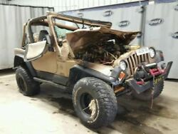 Heater Climate Temperature Control LHD With AC Fits 99-05 WRANGLER 311599