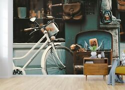 3d Bicycle Box 11 Wall Paper Exclusive Mxy Wallpaper Mural Decal Indoor