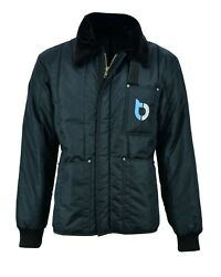 Tecbro Chill Bloc -50anddegf Freezer Jacket Extreme Cold Weather With Soft Fur Collar