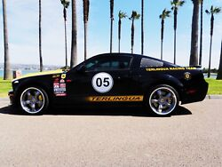 owned  by Carroll shelby terlingua mustang 1 of 39 ever made signed