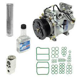 New A/c Compressor And Component Kit 1050354 - 4l2z19v703aa Endeavor Eclipse Gal