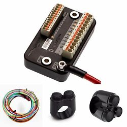 Motogadget M-unit Blue Cable Kit Motone 2 And 3 Button Switches 7/8 Bar