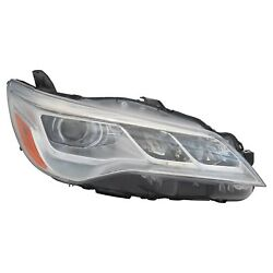 TO2503223OE New Passenger Side Headlight Assembly