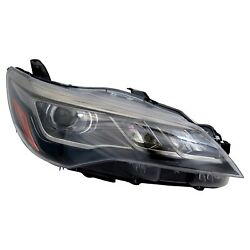 TO2503229OE New Passenger Side Headlight Assembly
