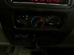 Heater Climate Temperature Control LHD With AC Fits 99-05 WRANGLER 686542