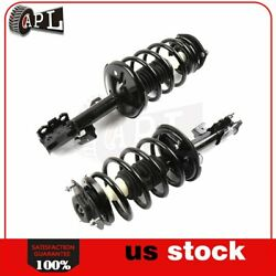 For Toyota Sienna 04 06 AWD Front Quick Shocks Struts Coil Spring Mount Assembly