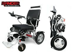 Porto Mobility Ranger Discovery D09 Xl Lightweight Folding Electric Wheelchair