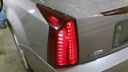04-09 Cadillac XLR Left Driver Tail Light Assembly Tested OEM Used