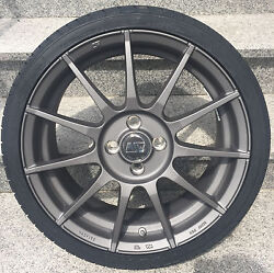 MSW Alloy Wheels Smart Fortwo 453 all - Season Tyres Vredestein 16