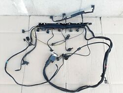 1995 MERCEDES W124 E320 DELPHI ENGINE WIRING HARNESS 1244402933 Updated 2007