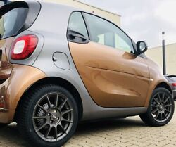 MSW 85 Alloy Wheels Smart Forfour 453 all - Season Tyres Kumho 16