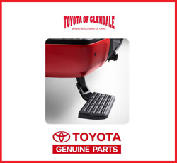 2014-2021 Toyota Tundra Retractable Bed Step Genuine Oem Fast Ship Pt392-34140