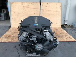 BMW OEM E39 M5 S62 M POWER V8 8 EIGHT CYLINDER COMPLETE ACCESSORIES MOTOR ENGINE