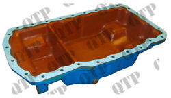 Made To Fit Ford New Holland 81866343 Sump Ford 5640 6640 7740 7630 7630, 5640,