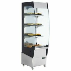 Marchia Mhs220 Open Heated Display Warming Case Grab And Go
