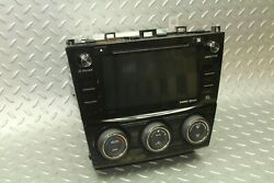 17-18 WRX OEM GPS Navigation Radio Stereo CD Climate Touchscreen Control