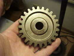 New Associated United 4hp Hit Miss Gas Engine Magneto Drive Gear 24 Tooth Gbue