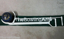 New Bowling Arm Size S, M, L Palm Or Thumb Release Colours Lawn Bowls Popular