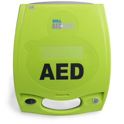 Zoll Aed Plus Semi-automatic Aed Defibrillator + Free Gifts