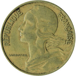 Coin / France / 20 Centimes 1963  Wt37