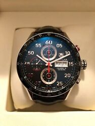 Tag Heuer Carrera - Motor Racing Heritage - Italy Limited Edition Nr. 156/300