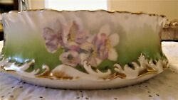 Antique Limoges French Pudding Bowl By Tandvvery Rare Was 500 Now 300 Buy It