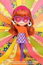 Neo blyth Sarah Shades Limited doll figure