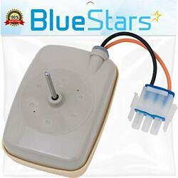 Ultra Durable WR60X10141 Refrigerator Evaporator Fan Motor Replacement By Blue -