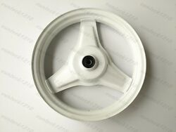 Front Wheel Rim Fits For Yamaha Pw50 Py50 Peewee50 Motorcycle Parts-white
