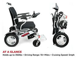 2020 RANGER DO9 Light Weight Folding Electric Power Wheelchair Airline Approved