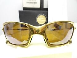 Oakley X-Squared 24K  OO6011-10 Limited 750  Rare!!  #439750  new