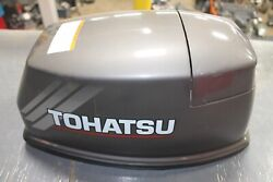 New Genuine Oem Tohatsu Motor Cover Upper Cowl 9.9 Hp M9.9d Two Stroke