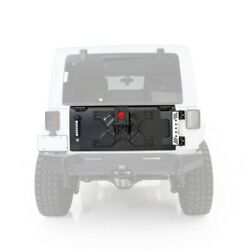 Smittybilt 76410 Xrc Tailgate With Tire Carrier