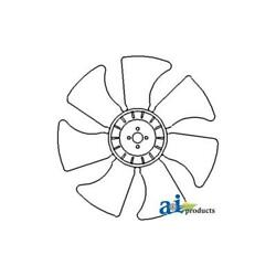 Sba145306520 Radiator Cooling Fan For Ford/ New Holland Tractor T1520 1620 1720