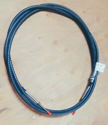 CableCraft Montion Control: Push-Pull Standard Cable Assembly # 174MTG4-206